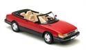 Obrázek produktu: SAAB 900 Cabrio Red 1987 1:18