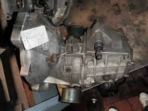 Obrázek produktu: Převodovka SAAB 96