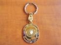 Obrázek produktu: Přívěšek na klíče SAAB zlatý