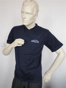 Obrázek produktu: Tričko SAAB tmavě modré