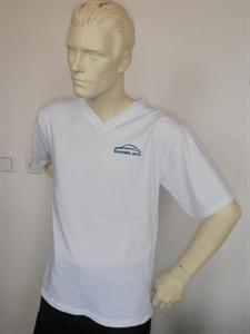 Obrázek produktu: Tričko SAAB bílé