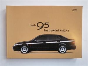 Obrázek produktu: Instrukční knížka SAAB 9-5 2000