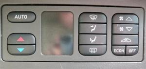 Obrázek produktu: Řídící jednotka klimatizace SAAB 900 II - 9-3