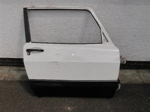 Obrázek produktu: Pravé přední dveře s plastem AERO SAAB 900