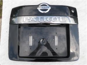 Obrázek produktu: Zadní dekl Patrol
