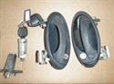 Obrázek produktu: Sada zámků SAAB 900 II