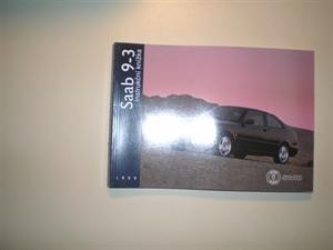 Obrázek produktu: Instrukční knížka SAAB 9-3