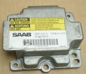 Obrázek produktu: Řídící jednotka airbagu SAAB 9-5