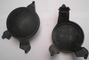 Obrázek produktu: Krytka mlhovek  L+P SAAB 9-5 sada