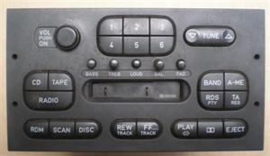 Obrázek produktu: Rádio SAAB 900 II
