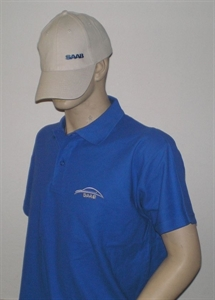 Obrázek produktu: Tričko SAAB modré