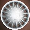 Obrázek produktu: Poklice kol SAAB 900, 9-3, 9-5 sada