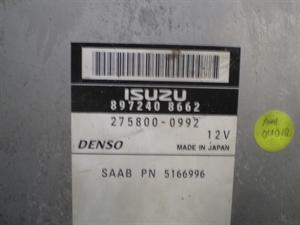Obrázek produktu: ŘÍDÍCÍ JEDNOTKA MOTORU SAAB 9-5 3,0TDI