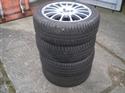 Obrázek produktu: Disk +pneu SAAB 9000 Michelin 225/45-17