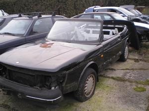 Obrázek produktu: Auta SAAB 900 Cabrio
